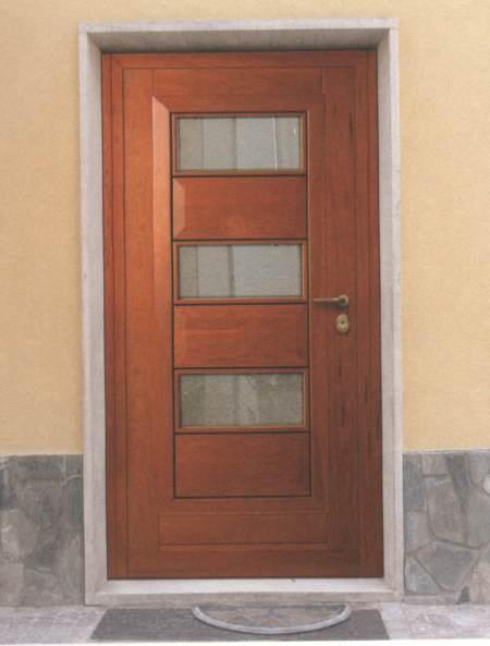 Bressanini legno scale porte e pavimenti portoncini e - Portoncini blindati per esterno ...